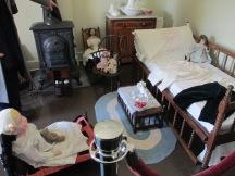 McAllister House Museum Tour