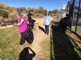 National Volunteer Week - Pikes Peak Greenway Trail