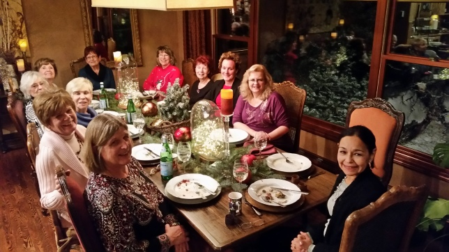 Celebrating The Holidays Wccs Style The Woman S Club Of