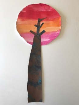 Bristol Elementary Art Contest; WCCS in 2017
