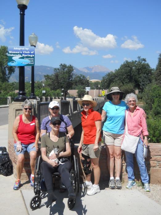Pikes Peak Greenway Trail Cleanup