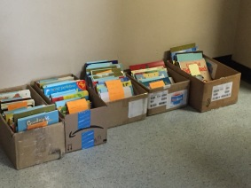 ECLC books for Books at Home