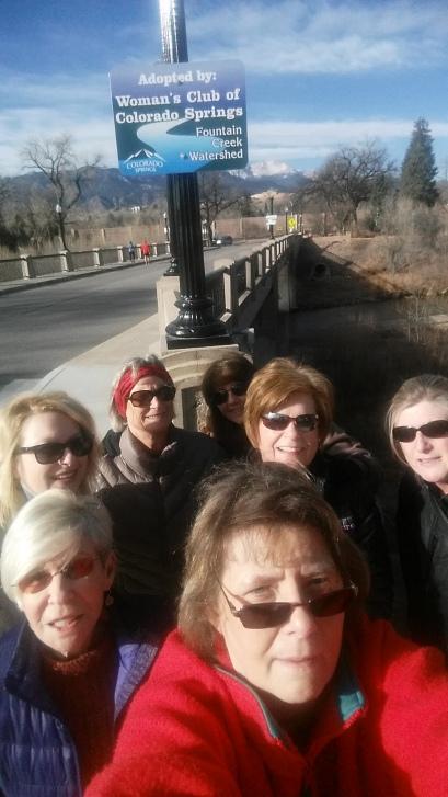 Pikes Peak Greenway Trail Cleanup; Gallery; Pikes Peak Greenway Trail