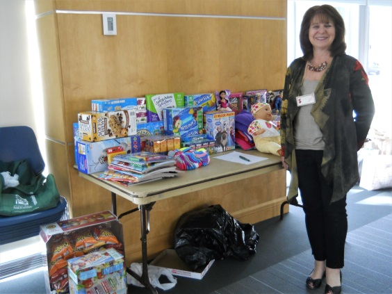 WC Apr2016 mtg donations to Safe Passage.JPG
