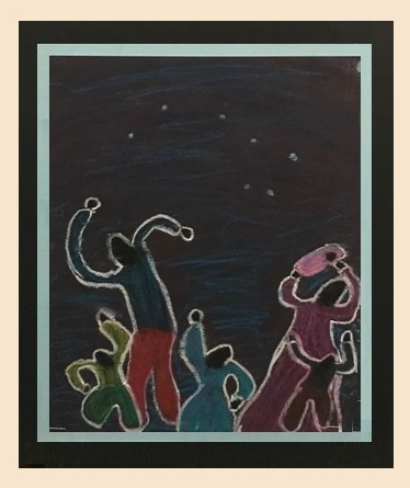 Dancing Under the Big Dipper - 3rd Grade Entry