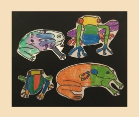 Frogs - 2nd Grade Entry