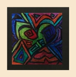 Geometric Abstract - 4th Grade Entry