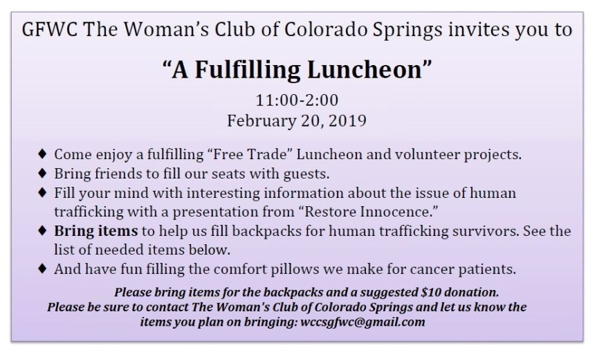 a fulfilling lunch website invite pg1