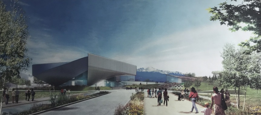 Preview of OLYMPIC MUSEUM- OPENING SPRING 2020