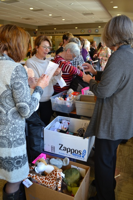 An Impactful Luncheon Spreads Hope