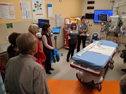 Ronald McDonald House & Children's Hospital Tour; Gallery